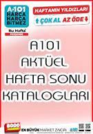 A101 Aktüel Haftasonu