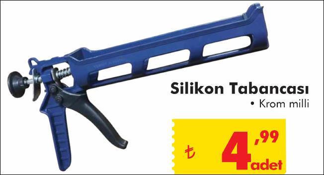 silikon tabancası
