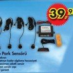Oto Park Sensörü A101 20 Haziran 2013