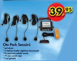 20 Haziran Oto Park Sensörü