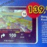A101 Piranha Navigasyon Cihazı No Traffic S Type