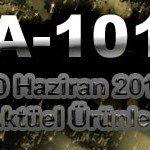 A101 20 Haziran 2013 Liste ve Katalogları