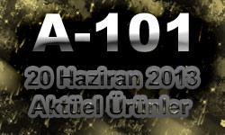 a101 20 haziran logo