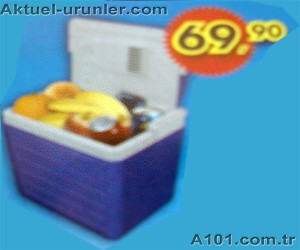 A101 20 Haziran Araç İçi Mini Buzdolabı