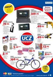 UCZ 12 Haziran 2013 Aktüel Ürünleri