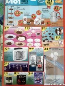 A101 11 Temmuz 2013 Katalogları ve Listesi