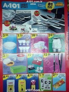A101 25 Temmuz 2013 Aktüel Ürün Katalogları