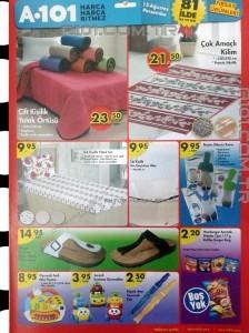 A101 15 Ağustos 2013 Aktüel Katalogları