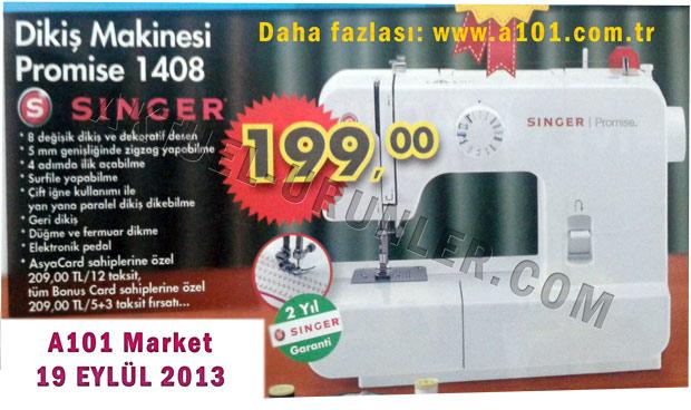 A101 Singer Promise 1408 Dikiş Makinesi