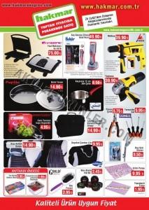 Hakmar 26 Eylül 2013 Aktüel Ürün Katalogları