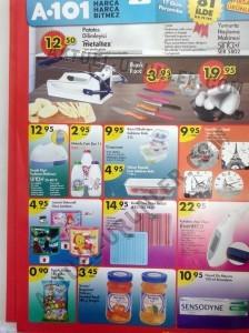 A101 17 Ekim 2013 Aktüel Ürünler Kataloğu