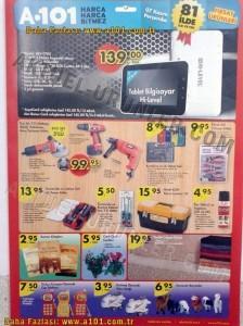 A101 7 Kasım 2013 Aktüel Ürün Katalogları