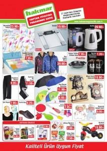 Hakmar 17 Ekim 2013 Aktüel Ürün Katalogları