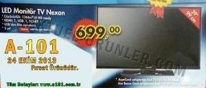 A101 Nexon LED Monitör TV Detayları