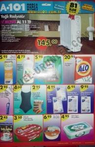 A101 21 Kasım 2013 Aktüel Ürün Katalogları
