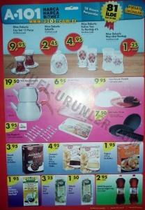 A101 28 Kasım 2013 Aktüel Ürünler Kataloğu
