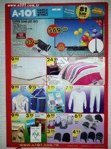 A101 5 Aralık 2013 Aktüel Ürün Katalogları