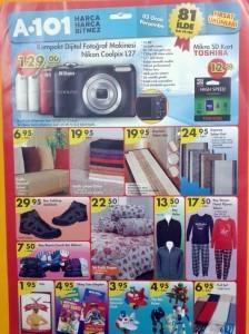 A101 2 Ocak 2014 Aktüel Ürün Katalogları