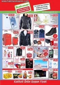 Hakmar 26 Aralık 2013 Aktüel Katalogları
