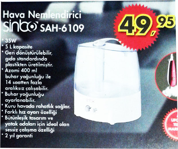 Sinbo-SAH-6109-Hava-Nemlendirici