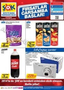 ŞOK 25 Aralık 2013 Aktüel & Fırsat Ürünleri