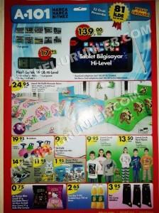 A101 23 Ocak 2014 Aktüel Ürünler Katalogu