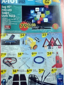 A101 16 Ocak 2014 Aktüel Ürün Katalogları