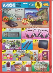 A101 6 Mart 2014 Aktüel Ürünler Katalogu