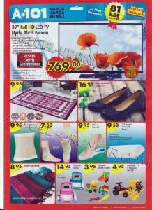A101 27 Mart 2014 Aktüel Ürün Katalogları