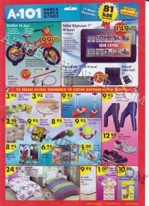 A101 17 Nisan 2014 Aktüel Ürün Katalogları