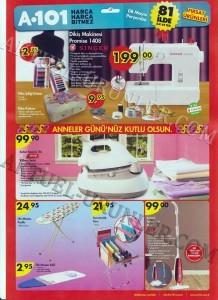 A101 8 Mayıs 2014 Aktüel Ürünler Katalogu