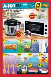 A101 10 Temmuz 2014 Aktüel Ürünler Kataloğu