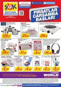 ŞOK 3 Eylül 2014 Aktüel Ürünler Kataloğu