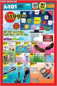 A101 30 Ekim 2014 Aktüel Ürünler Katalogu