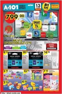 A101 13 Kasım 2014 Aktüel Ürünler Katalogu