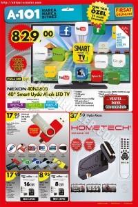 A101 1 Ocak 2015 Aktüel Ürünler Katalogu