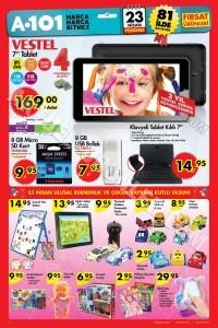 A101 23 Nisan 2015 Aktüel Ürünler Katalogu