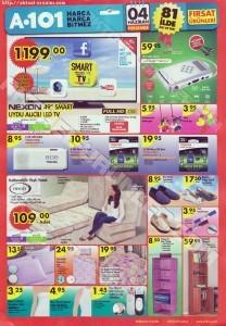A101 4 Haziran 2015 Aktüel Ürünler Katalogu
