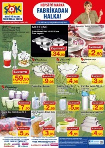 Şok 12 Ağustos Aktüel Ürünleri Mutfak-2