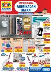 ŞOK 9 Eylül 2015 Aktüel Ürünler Katalogu
