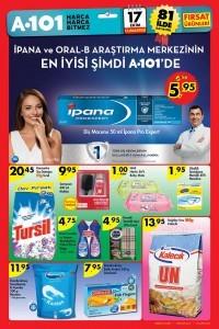 A101 17 Ekim 2015 Aktüel Ürünler Kataloğu
