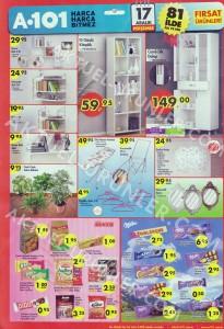 A101 17 Aralık Aktüel Ürün Kataloğu 2 - Mobilya Raf Fırsatları