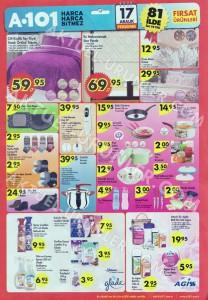 A101 17 Aralık Aktüel Ürün Kataloğu 3 - Hanımlara Özel Fırsat