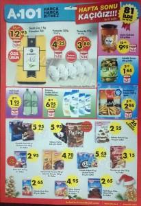 A101 26 Aralık 2015 Aktüel Ürünler Kataloğu