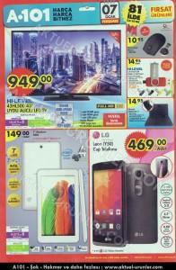 A101 7 Ocak 2016 Aktüel Ürünler Kataloğu
