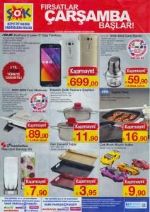Şok 13 Ocak 2016 Zenfone 2 Sayfası - Şok Aktüel