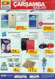 Şok 20 Ocak Samsung J7 & Samsung Sm-T113 - Şok Aktüel
