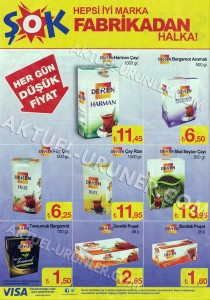 Şok 3 Şubat Aktüel Ürünleri Daren Çayları - Aktüel Ürünler