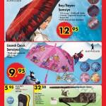 A101 10 Mart Şemsiye ve Olta Takımı Aktüel Ürünleri