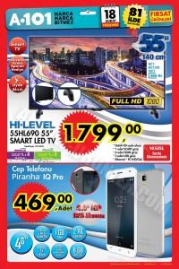 A101 18 Şubat 2016 Aktüel Ürünler Kataloğu